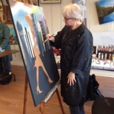 Hélène Serres Cours de Peinture